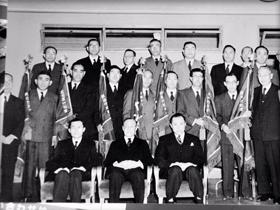 大阪竹和会の変遷図